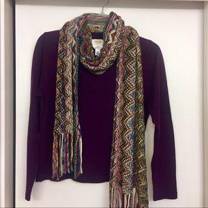 Talbots 💯 Merino wool V-Neck Pullover